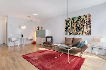 Foto di Apartment P2 in Dresden-Neustadt a Dresda