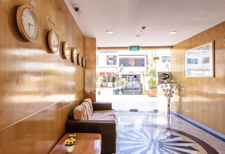 K Hotel, Singapore, Lobby
