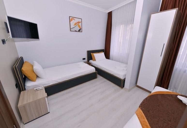 Oliva Hotel, Istanbul, Rom – family, Gjesterom