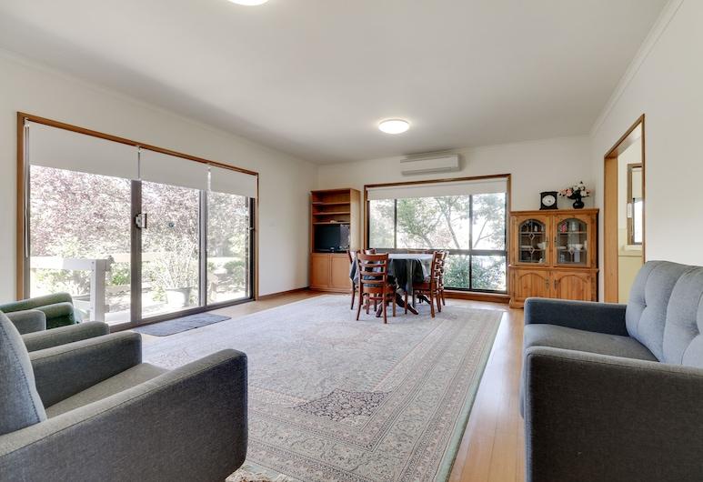 Twinlakes Vista, Metung, Maison Standard, 3 chambres, Coin séjour
