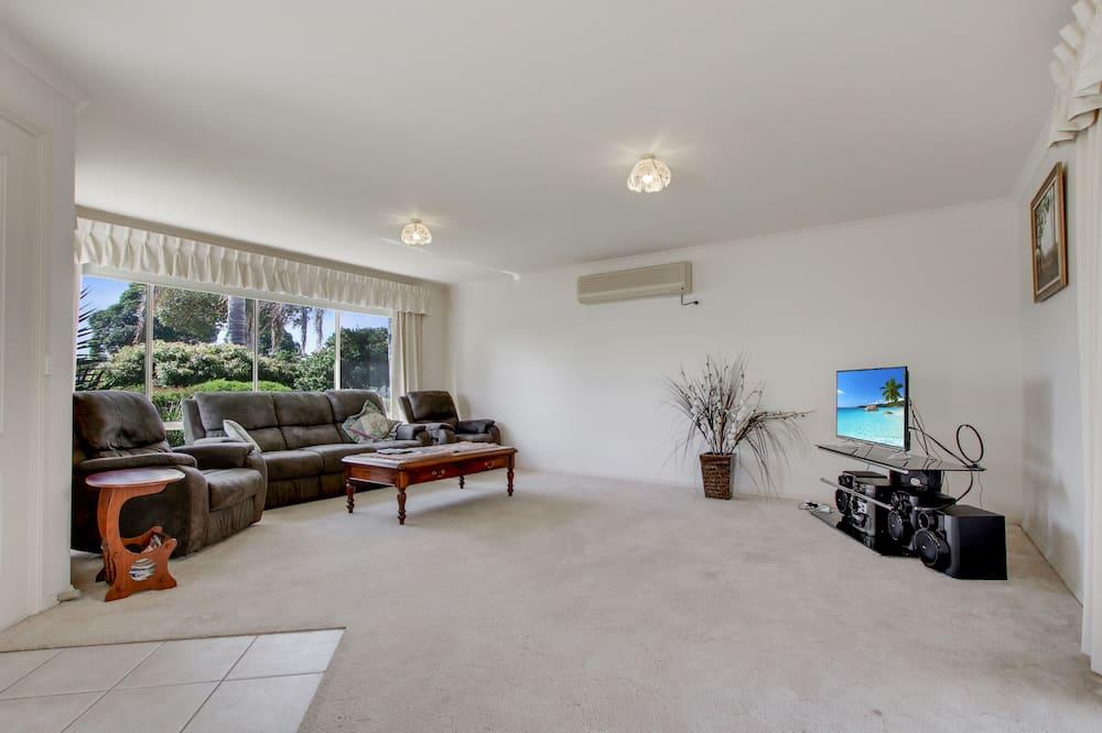 Dom standardowy, 3 sypialnie - Powierzchnia mieszkalna