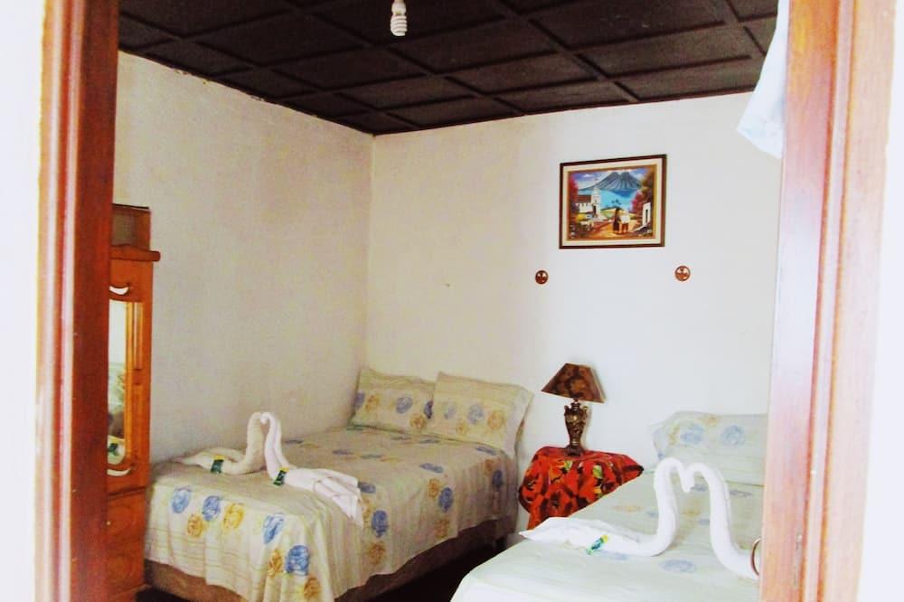 Dvivietis kambarys, Kelios lovos, Nerūkantiesiems - Svečių kambarys