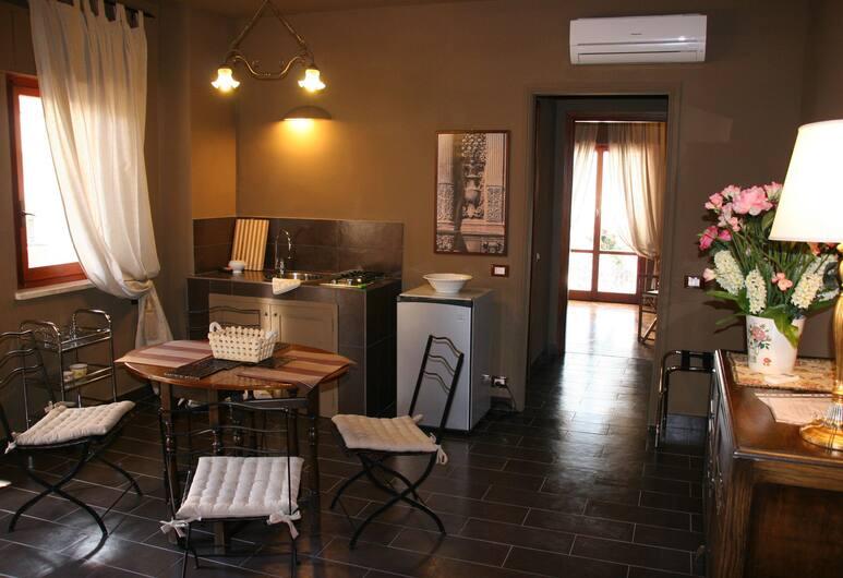 Trapani Accomodation, Trapani, Appartamento, 1 camera da letto, Area soggiorno
