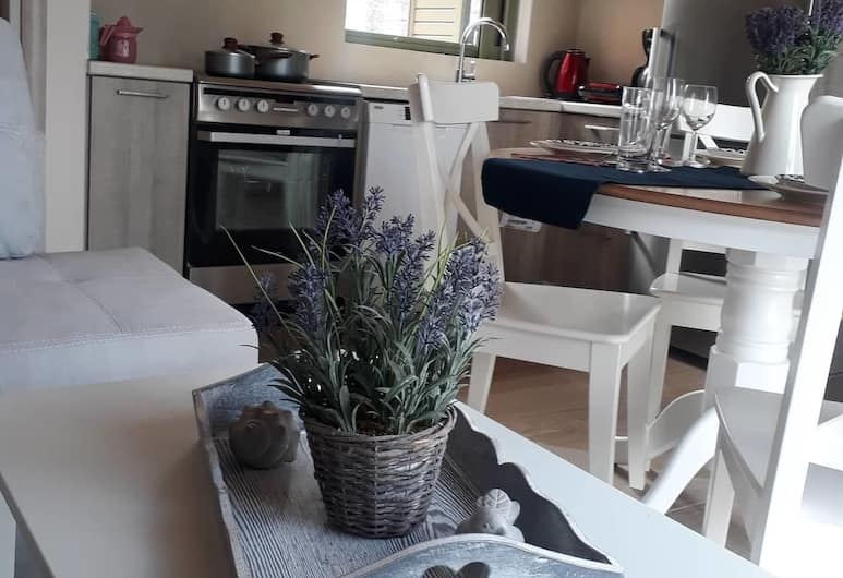 Comfeto & Mandolato Sweet Houses, Céphalonie, Maison, 2 chambres, vue jardin, Chambre