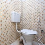 Chambre Simple, 1 lit une place - Salle de bain