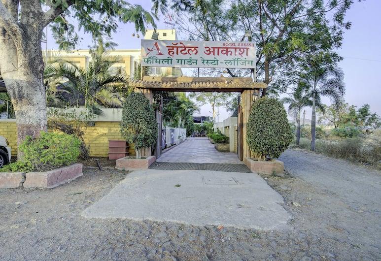 OYO 24125 Hotel Aakash, Pune, Hotel Entrance