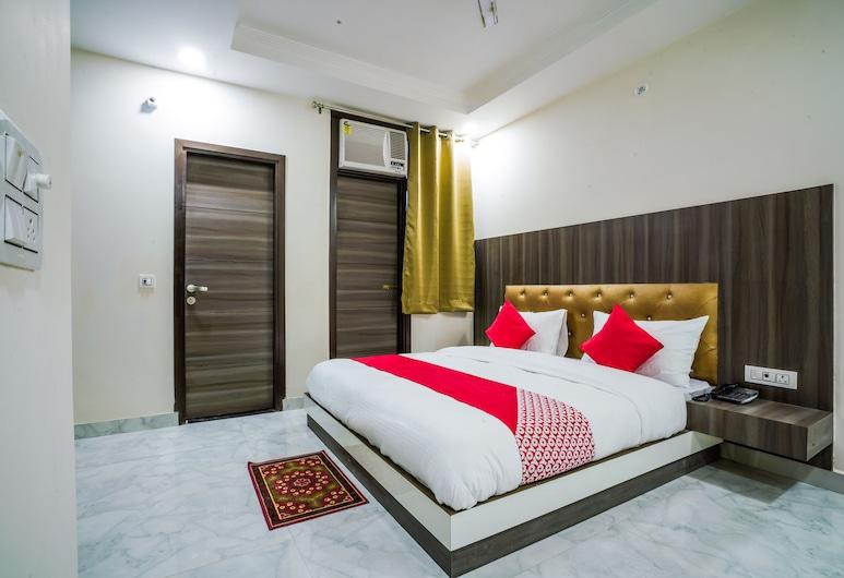OYO 23299 Hotel Royal Orbit, Нью-Делі, Двомісний номер (1 двоспальне або 2 односпальних ліжка), 1 ліжко «квін-сайз», Номер