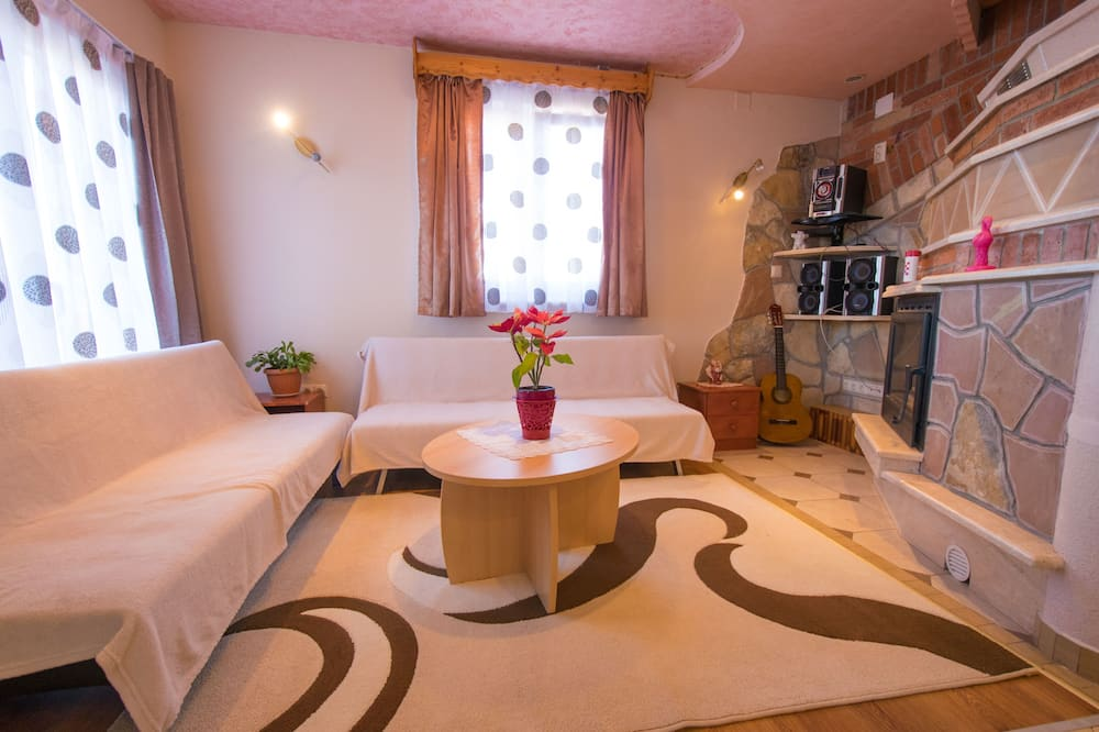 Apartman, 2 spavaće sobe - Dnevna soba