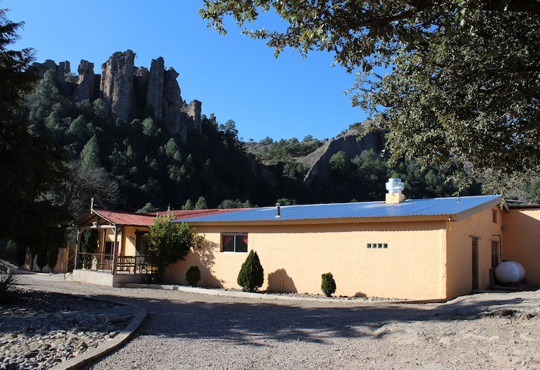 Hotel Paraiso del Oso, Urique