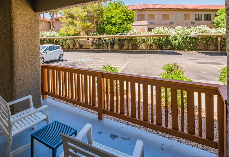 Cozy Apartments w Heated Pool By WanderJaunt, Scottsdale, Appartement, 2 chambres, accès piscine, Terrasse/Patio