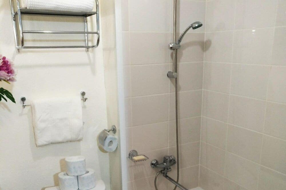 Quarto Quádruplo Deluxe - Casa de banho