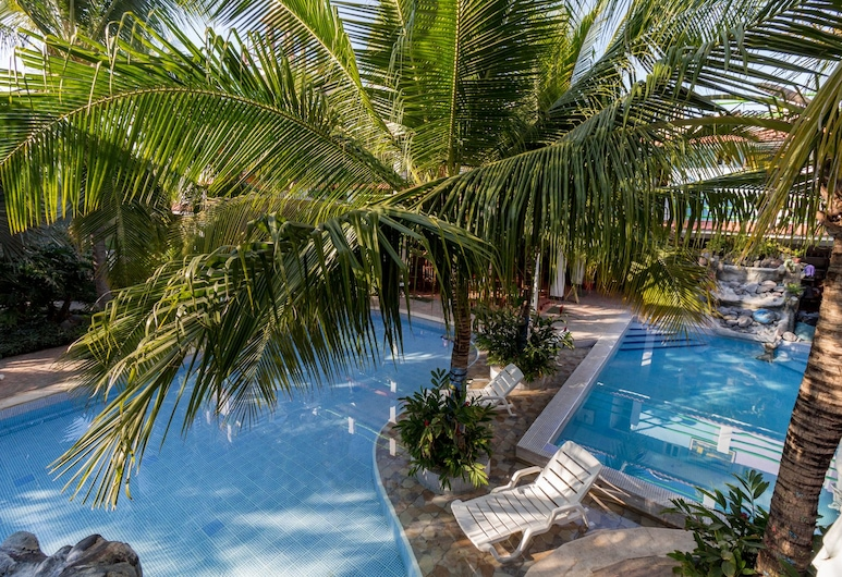 Hotel Mi Paraiso Monterrico, Monterrico, Outdoor Pool