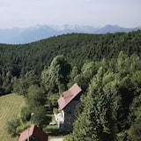 Robust Villa on a Large Plot in the Mountains of Slovenia