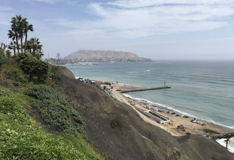 Panoramic View in Miraflores - Exclusive, Lima, Terrace/Patio