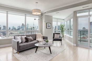 Picture of QuickStay - Tasteful 2-Bedroom Condo (Panoramic City Views) in Toronto