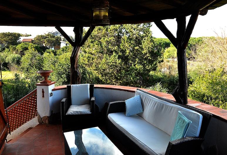 Villa Rosè, Arzachena, Apartment, 3 Bedrooms, Terrace/Patio