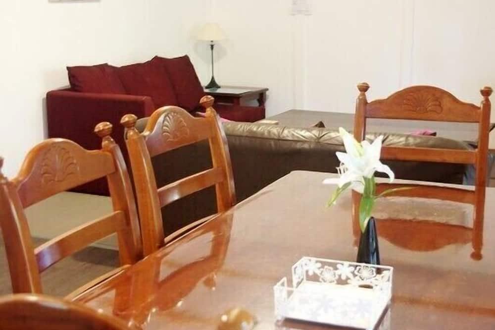 Сімейне шале, для некурців - Обіди в номері