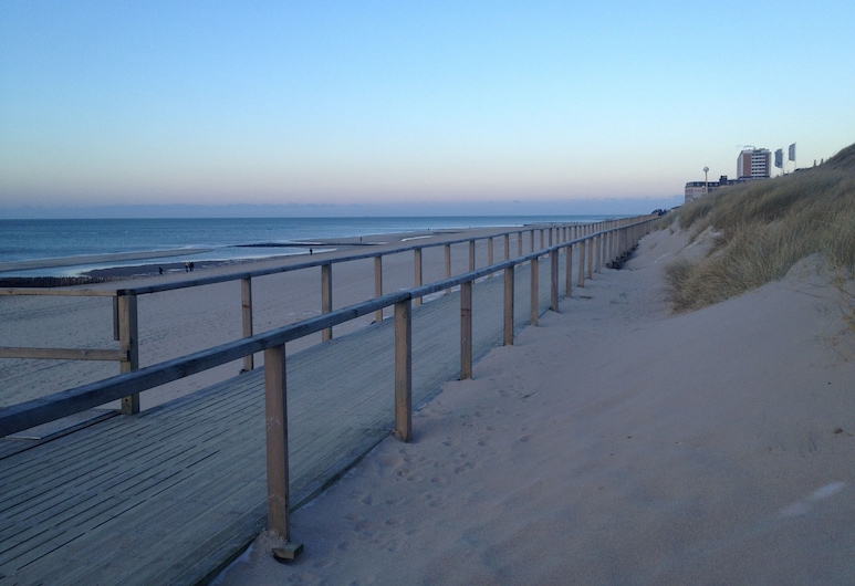 5 Star Feel-good Holiday Home Close to the Beach and Friedrichstrasse, Sylt, الشاطئ