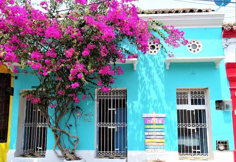 Espiritu Santo hostel by Maos, Cartagena