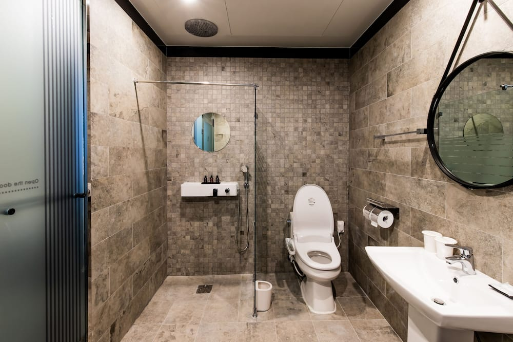 Rodinný štúdiový apartmán - Kúpeľňa