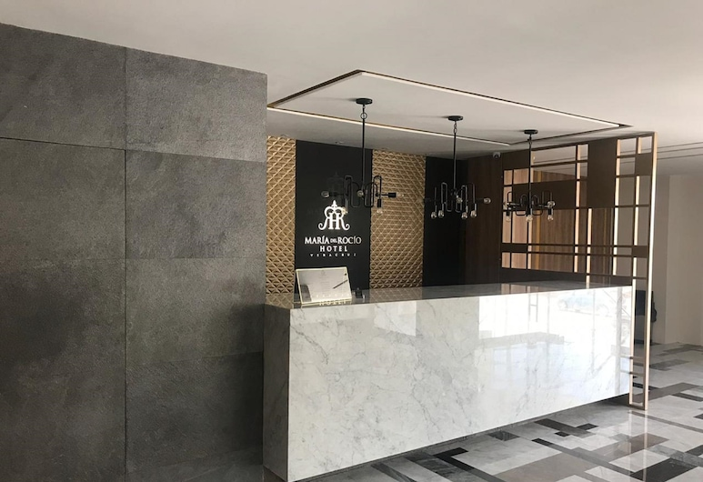 Hotel Maria del Rocio, Веракруз, Стойка регистрации