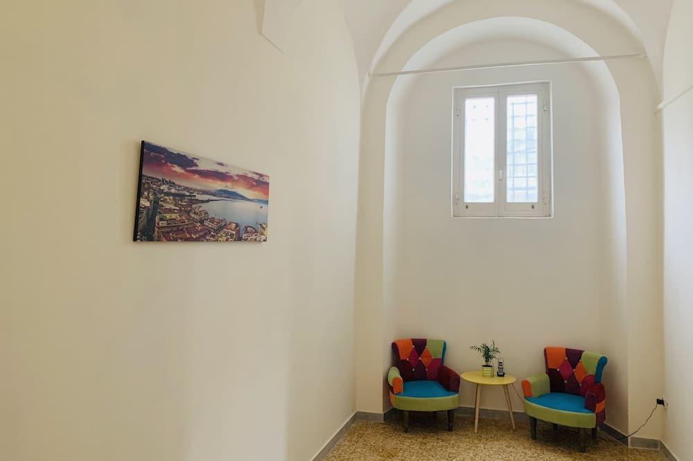 Izba typu Deluxe - Obývacie priestory