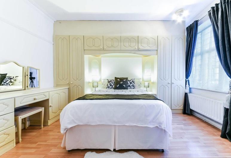 舒適西區公寓酒店 - 距離塞爾福里奇和牛津街幾分鐘, 倫敦, 都會公寓, 1 間臥室, 非吸煙房, 客房