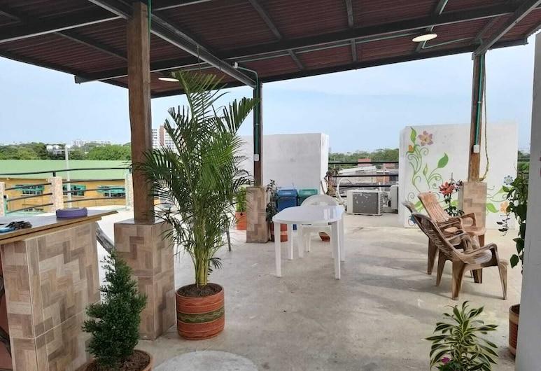 Hostal Happy Day - Hostel , Cartagena, Wohnbereich