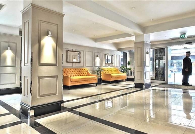 切爾西舒適風格公寓酒店, 倫敦, 入口