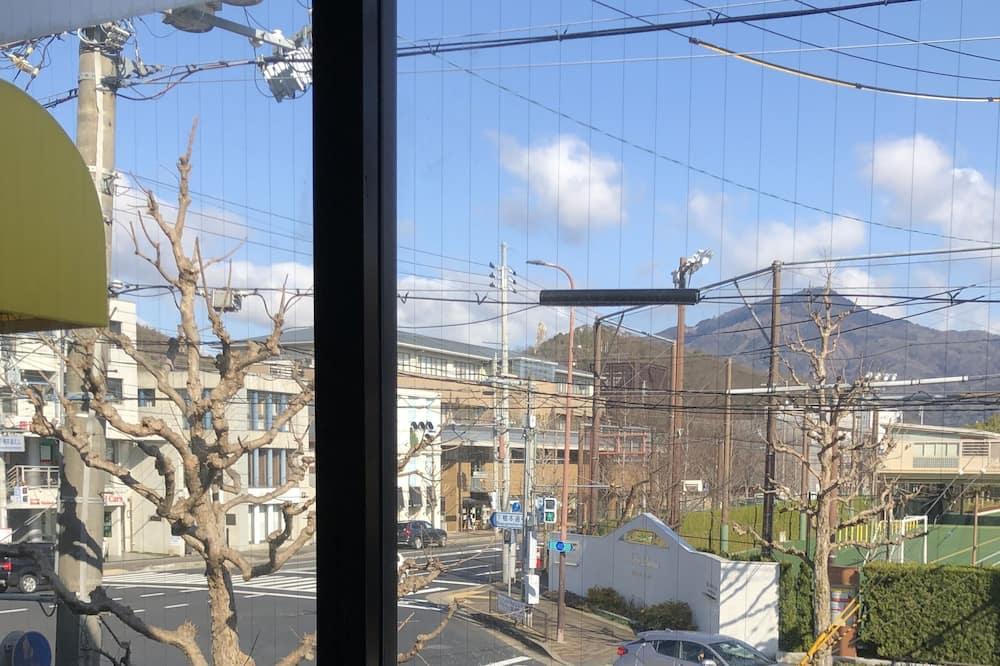 Domek Deluxe, 1 sypialnia, widok na miasto - Widok ulicy