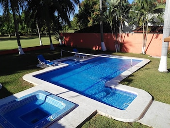 Mynd af Casa Girasol í Ixtapa