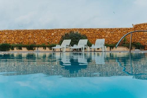 ゴゾ島の静かな島の素晴らしいアパートメント/
