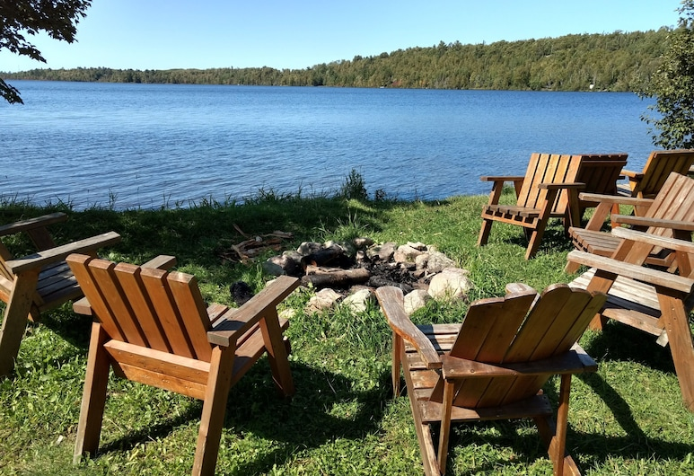 Loon Cabin at Wilderness Wind, Ely, MN, Ely