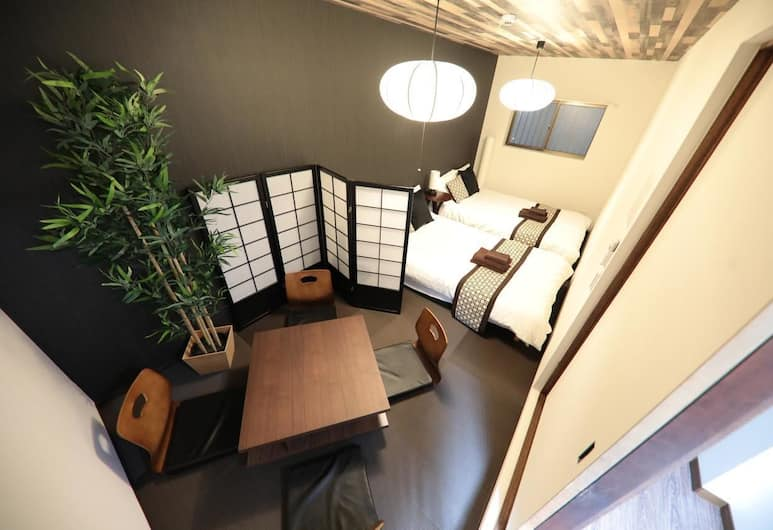 Omotenashi Feel Tradition 4 Bed room for 14PAX Renovated (193-9), 大阪市, ハウス 4 ベッドルーム, 部屋