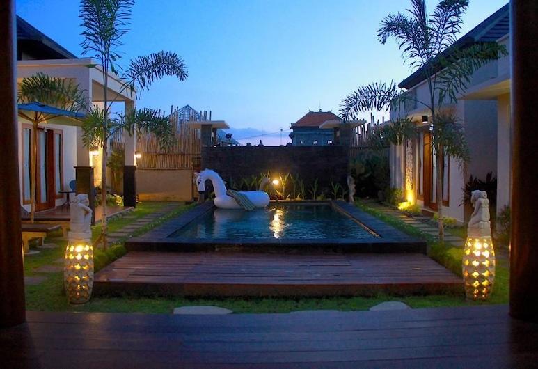 Homayoon Villa, Ubud, Vila, 4 kamar tidur, Kolam renang pribadi