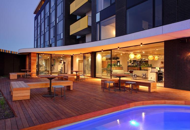 Stock Exchange Apartment Hotel, Cape Town, Terrace/Patio