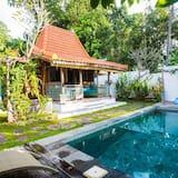 Traditional-Villa, 2Schlafzimmer, eigener Pool, am Strand - Pool