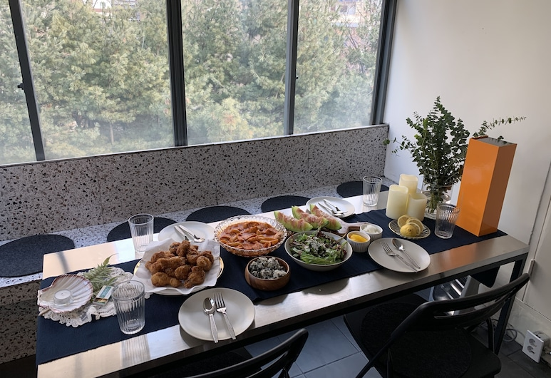 dmyk, Seoul, Exclusive Penthouse, 2 Bedrooms, Guest Room