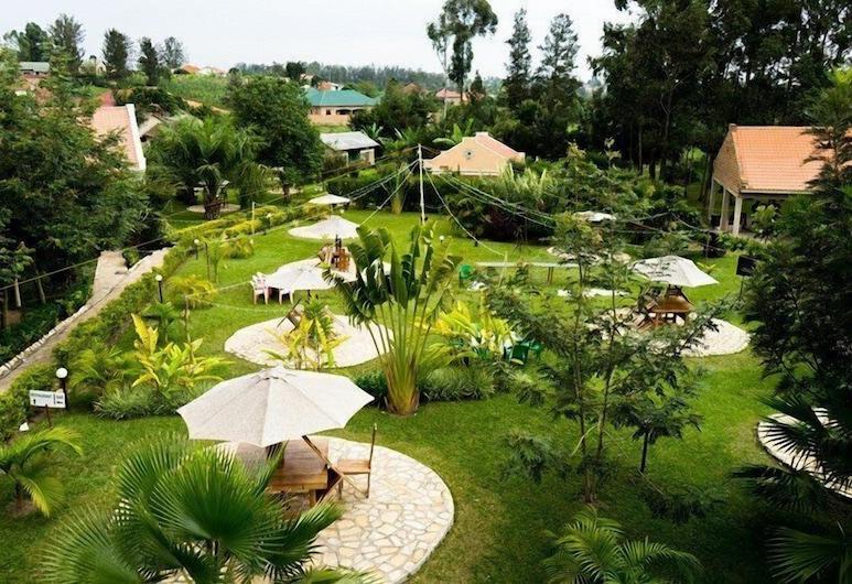 Wagga Resort Hotel , Mbarara, Parco della struttura