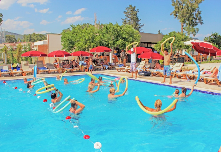 Monna Roza Garden Resort Hotel - All Inclusive, Kemer, Outdoor Pool