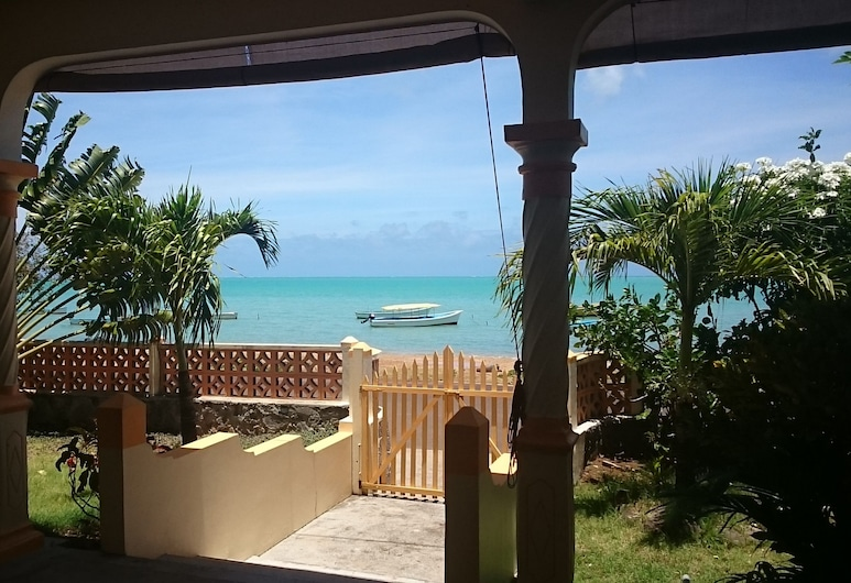 Gîte des pêcheurs, Rodrigues Island, Property Grounds