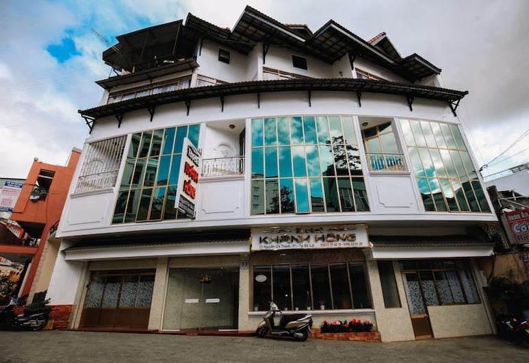 Khanh Hong Hotel, Da Lat, Facciata hotel
