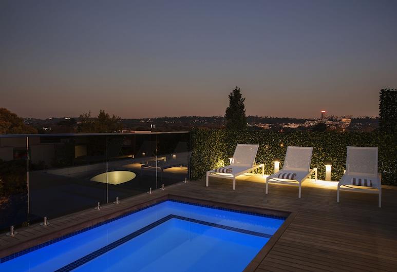 Home Suite Hotels Rosebank, Johannesburg, Bazén