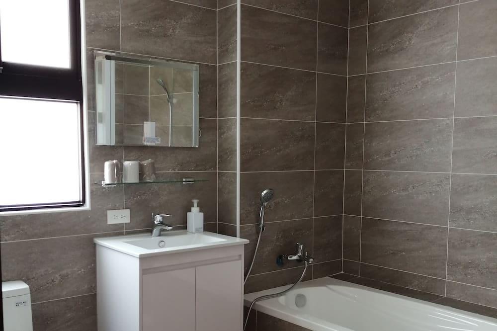 三人房, 3 張單人床, 非吸煙房 - 浴室