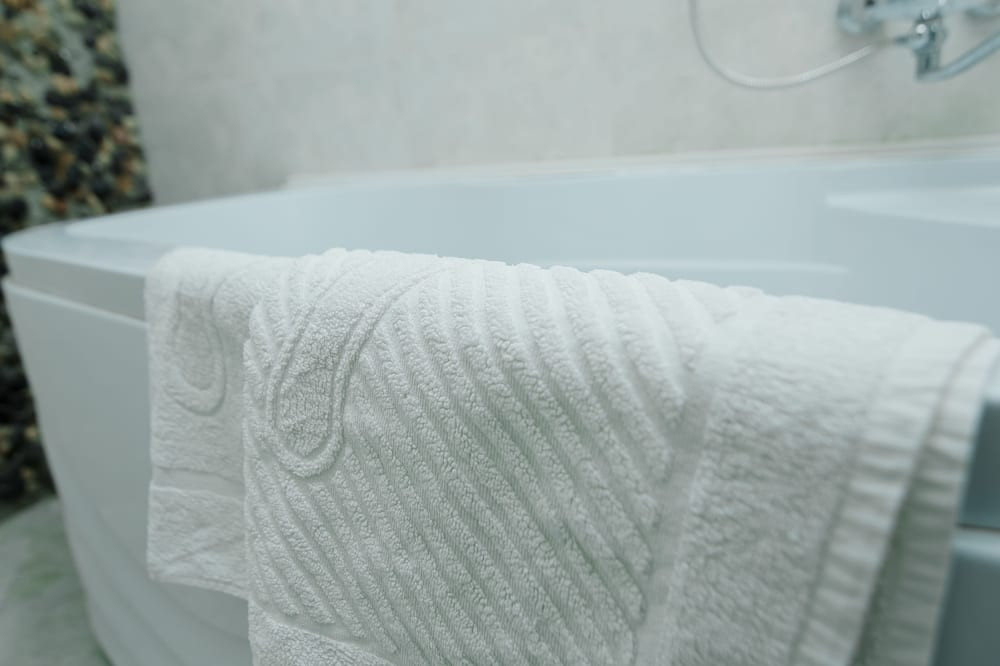 Kamar Twin Ekonomi - Kamar mandi