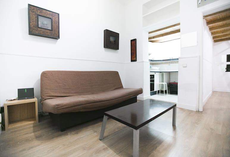 Apartamento San Vicente Ferrer, Madrid, Living Area