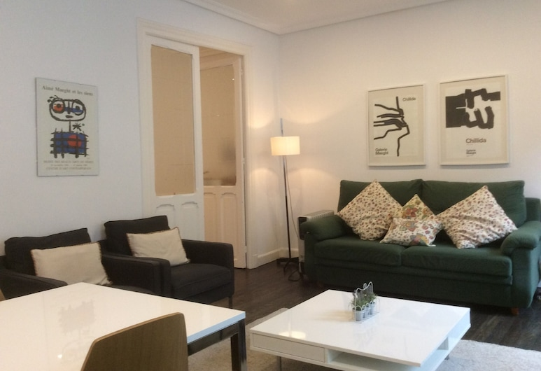 Apartamento Jauregi, San Sebastián