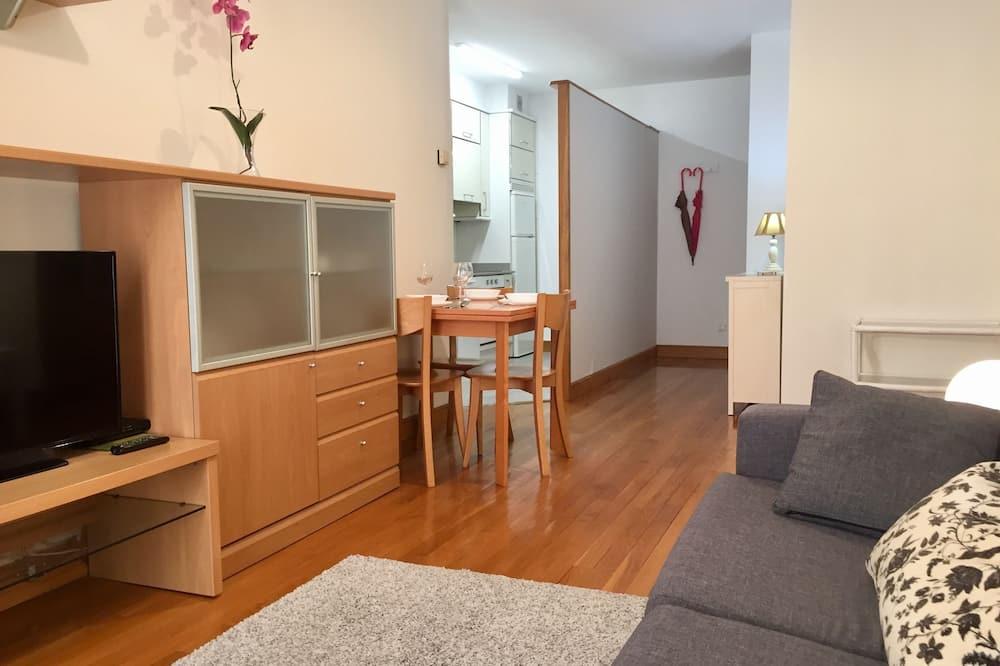 Basic Apart Daire, 1 Yatak Odası - Oturma Odası