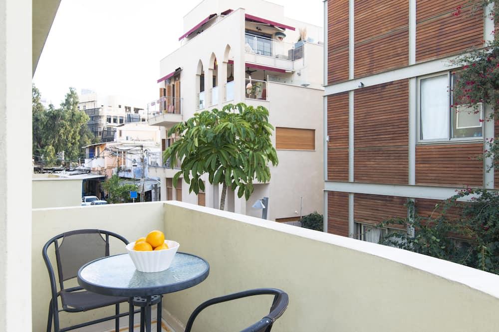 Apartmán, balkon (3) - Balkón
