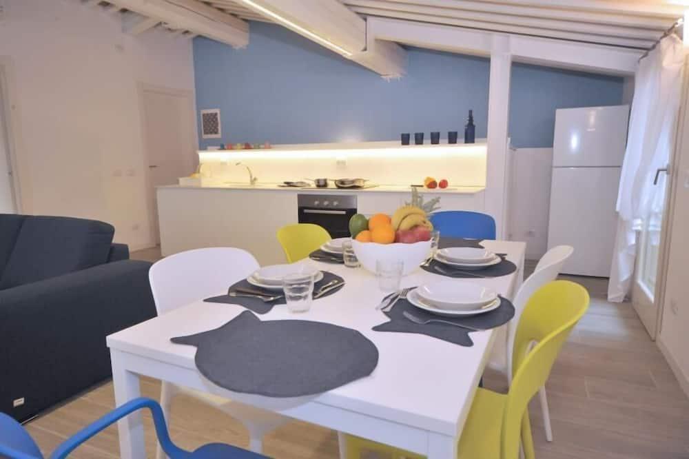 Διαμέρισμα, 1 Υπνοδωμάτιο (Tosca) - Γεύματα στο δωμάτιο
